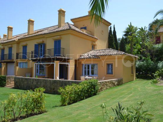 Town house in Los Carmenes de Almenara, Sotogrande | SotoEstates