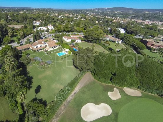Sotogrande Costa 8 bedrooms villa for sale   SotoEstates