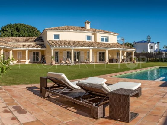 For sale 6 bedrooms villa in Sotogrande Costa | SotoEstates