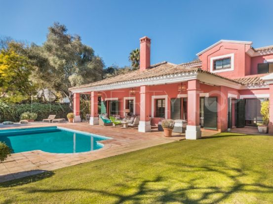 Villa for sale in Sotogrande Costa with 5 bedrooms | SotoEstates