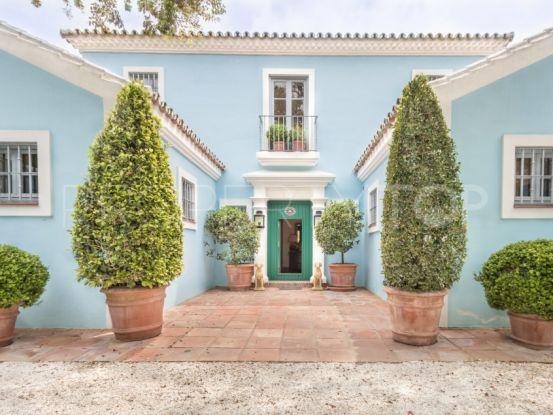 Villa with 5 bedrooms in Sotogrande Alto | SotoEstates