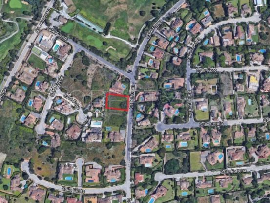 For sale plot in Sotogrande Alto | SotoEstates