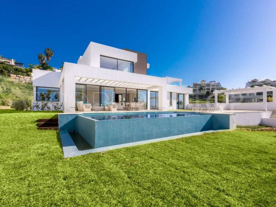 Villa for sale in Capanes Sur with 5 bedrooms | Panorama