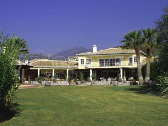 For sale 8 bedrooms villa in Vega del Colorado, Benahavis | Panorama