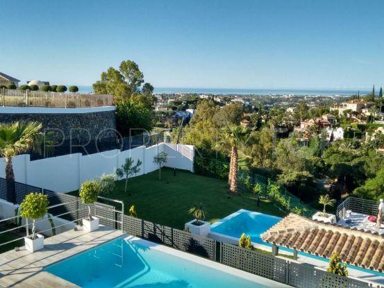 For sale 4 bedrooms villa in El Herrojo, Benahavis | Marbella Living