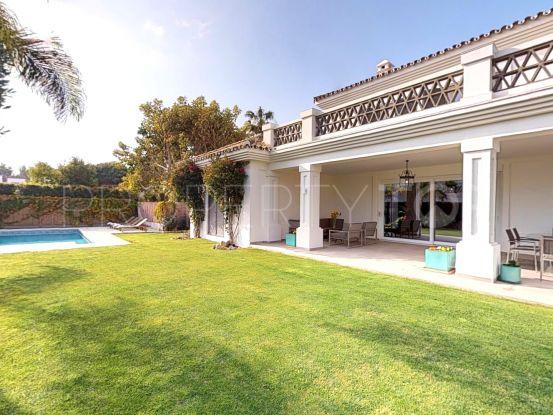 Chalet for sale in Guadalmina Baja, San Pedro de Alcantara | Von Poll Real Estate