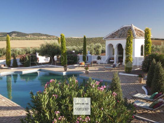 Villa with 7 bedrooms in Ronda | Christie's International Real Estate Costa del Sol