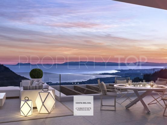 Ojen penthouse with 3 bedrooms | Christie's International Real Estate Costa del Sol