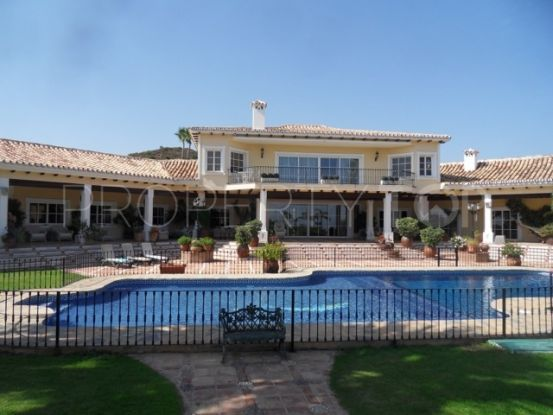 Villa for sale in Vega del Colorado, Benahavis | Nordica Sales & Rentals