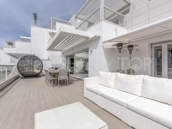 San Pedro de Alcantara, atico a la venta de 3 dormitorios | Nordica Sales & Rentals