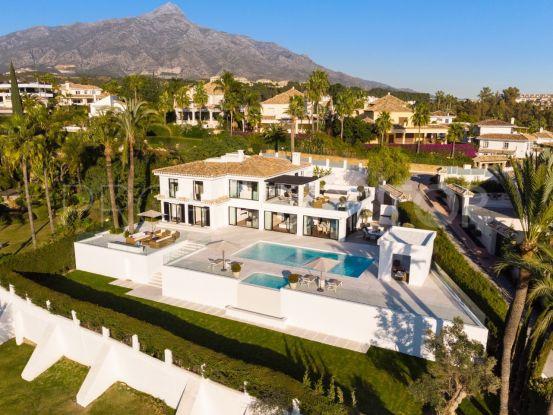 5 bedrooms villa in La Cerquilla, Nueva Andalucia   Nordica Sales & Rentals