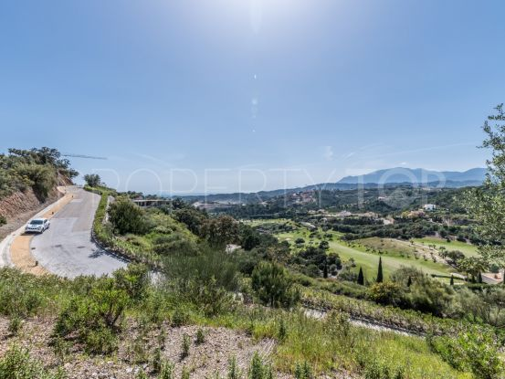 For sale plot in Marbella Club Golf Resort, Benahavis | Nordica Sales & Rentals