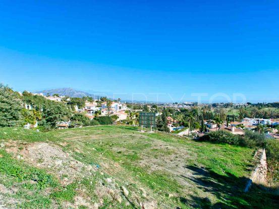 For sale plot in Paraiso Alto, Benahavis | Nine Luxury Properties