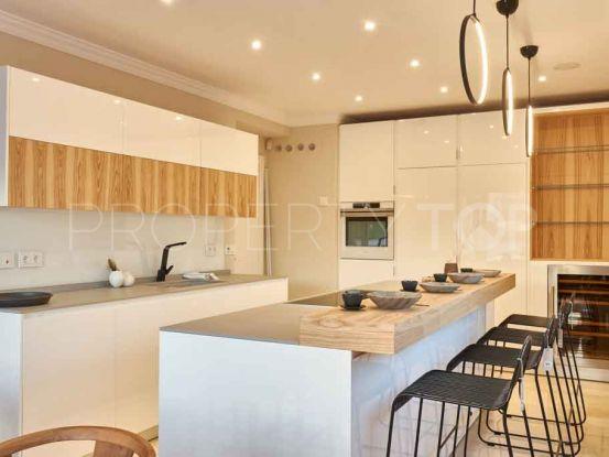 Ground floor apartment for sale in Marbella Golden Mile with 3 bedrooms | Nine Luxury Properties