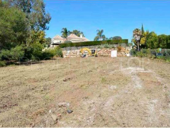 For sale Capanes Sur plot | Nine Luxury Properties