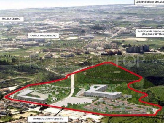 For sale plot in Puerto de la Torre, Malaga | Nine Luxury Properties