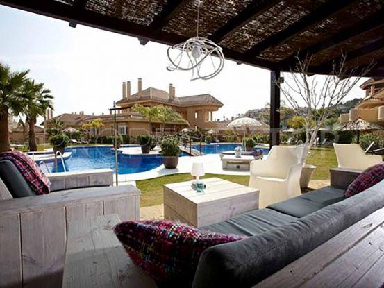 For sale ground floor apartment in Aloha, Nueva Andalucia | Nine Luxury Properties