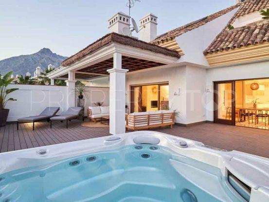 Marbella Golden Mile duplex penthouse with 3 bedrooms | Nine Luxury Properties