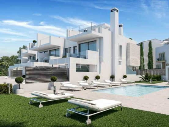 For sale 3 bedrooms town house in Estepona | Nine Luxury Properties