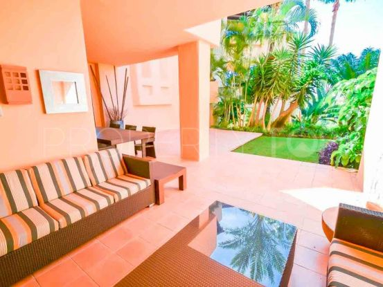 For sale 3 bedrooms ground floor apartment in Mansion Club, Marbella Golden Mile | Nine Luxury Properties