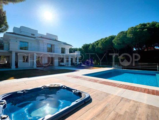 For sale Las Chapas villa with 5 bedrooms | Nine Luxury Properties