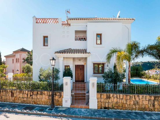 Buy 4 bedrooms town house in La Resina Golf, Estepona | Nine Luxury Properties