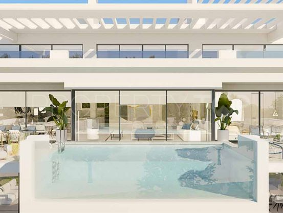 For sale duplex penthouse with 3 bedrooms in Marbella Golden Mile | Nine Luxury Properties