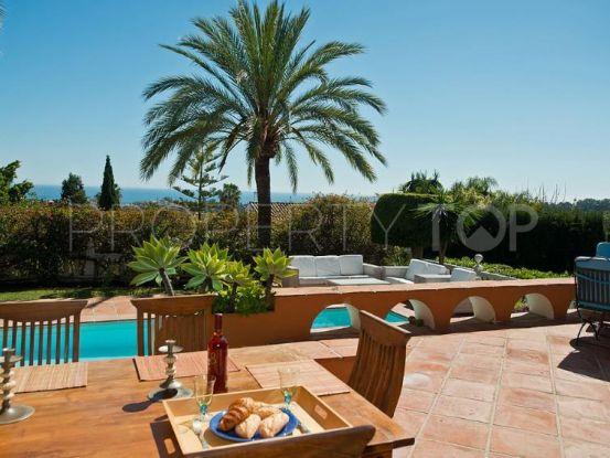 Buy 4 bedrooms villa in La Capellania, Marbella Golden Mile | Real Estate Ivar Dahl