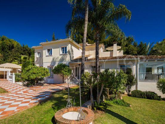 For sale villa with 5 bedrooms in Nagüeles, Marbella Golden Mile   Real Estate Ivar Dahl