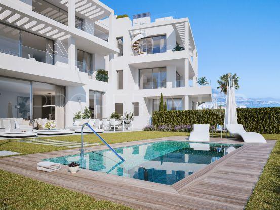 For sale Mijas Costa ground floor apartment   Real Estate Ivar Dahl