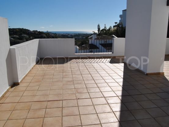 Duplex penthouse with 3 bedrooms in Altos de La Quinta, Benahavis   Real Estate Ivar Dahl