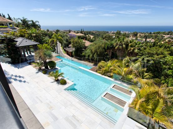 Buy villa with 8 bedrooms in Cascada de Camojan, Marbella Golden Mile   Real Estate Ivar Dahl