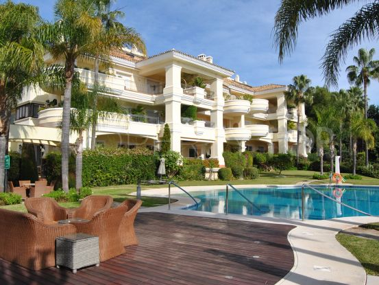 Altos Reales ground floor apartment for sale   Real Estate Ivar Dahl