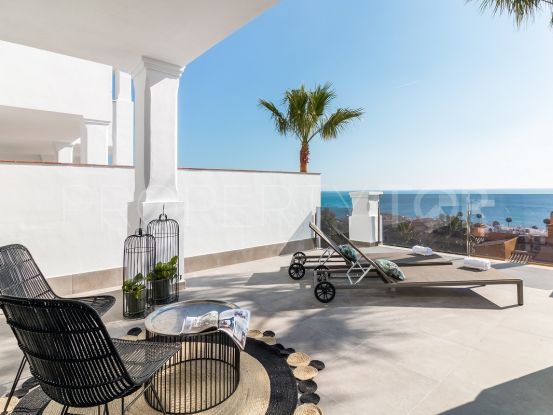 For sale penthouse in La Paloma, Manilva | Real Estate Ivar Dahl