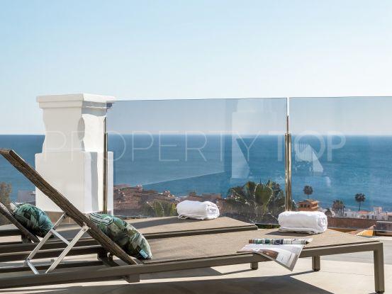 Duplex penthouse for sale in La Paloma, Manilva | Real Estate Ivar Dahl