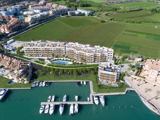 Ground floor apartment in Sotogrande Puerto Deportivo | Real Estate Ivar Dahl