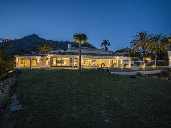 For sale villa in Sierra Blanca   Key Real Estate
