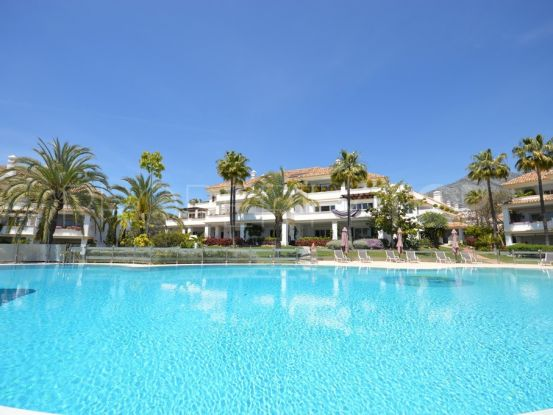 For sale Marbella Golden Mile ground floor apartment with 6 bedrooms | Key Real Estate