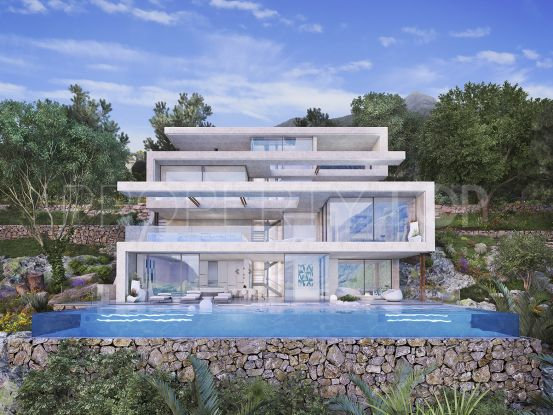 4 bedrooms villa in Sierra Blanca Country Club for sale | Key Real Estate
