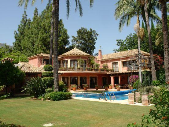 Rocio de Nagüeles villa with 5 bedrooms | Key Real Estate