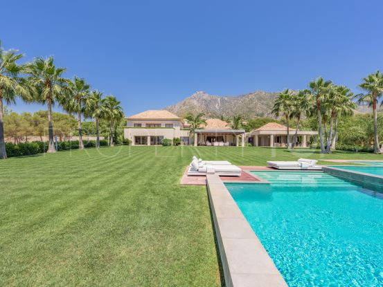 Villa for sale in La Quinta de Sierra Blanca   Key Real Estate
