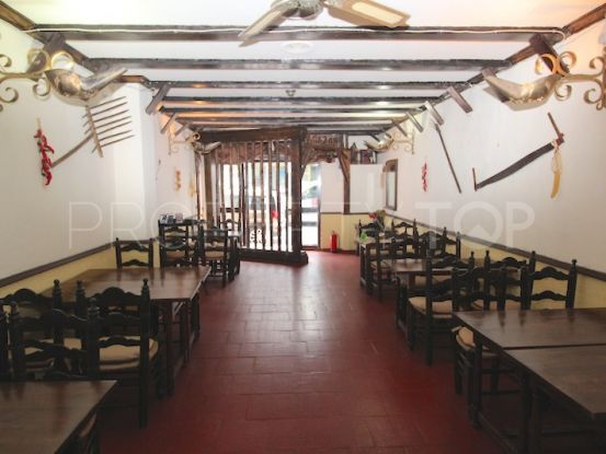 Restaurant in San Pedro de Alcantara | Prime Location Spain