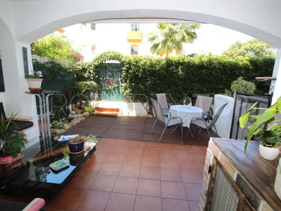 Nagüeles 2 bedrooms ground floor apartment for sale | Prime Location Spain