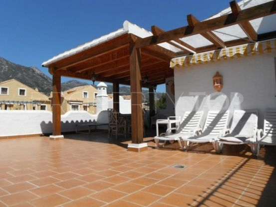 For sale penthouse in Nagüeles with 3 bedrooms | Prime Location Spain
