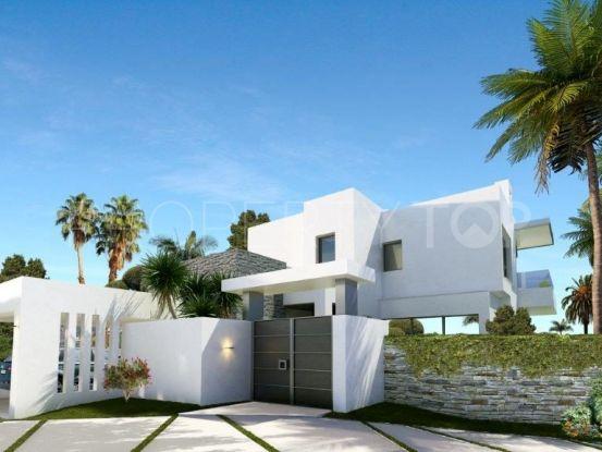 Villa for sale in Marbella Golden Mile with 4 bedrooms | New Contemporary Homes - Dallimore Marbella