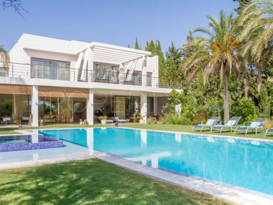 Villa for sale in Parcelas del Golf with 5 bedrooms | New Contemporary Homes - Dallimore Marbella
