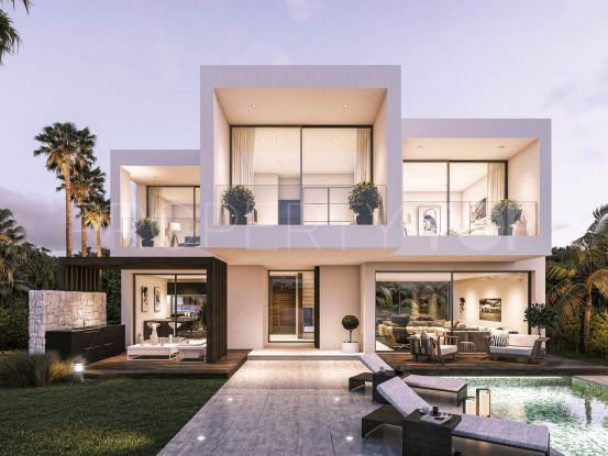 For sale New Golden Mile 3 bedrooms villa | New Contemporary Homes - Dallimore Marbella