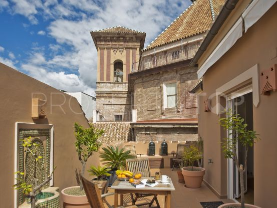For sale penthouse in Centro Histórico with 2 bedrooms   New Contemporary Homes - Dallimore Marbella