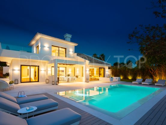 For sale villa in Los Naranjos Golf with 4 bedrooms | New Contemporary Homes - Dallimore Marbella