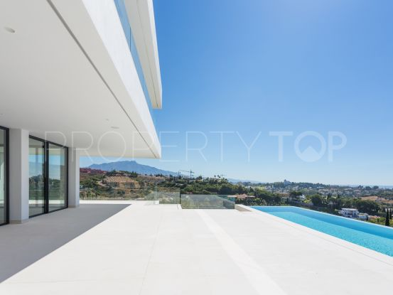 Villa in Los Flamingos, Benahavis | New Contemporary Homes - Dallimore Marbella